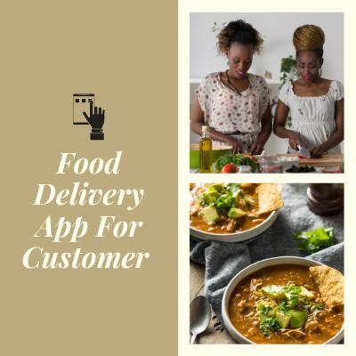 Develop App like Doordash