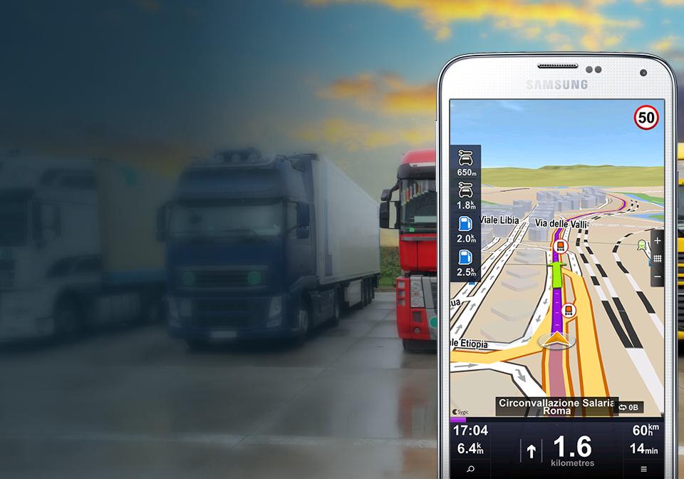 App Like Uber Freight App